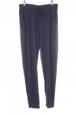 Orsay Pantalon de jogging bleu foncé style athlétique