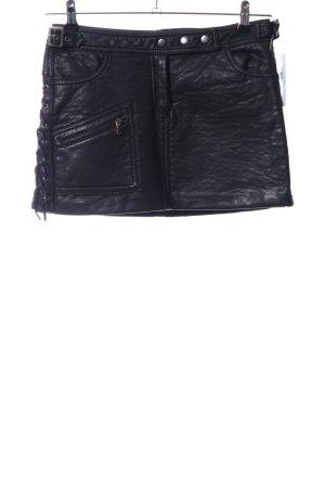 Orsay Jupe corolle noir style festif