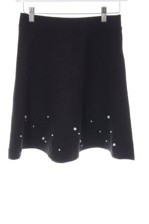 Orsay Falda circular negro elegante