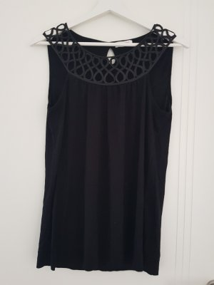 Orsay A-lijn top zwart