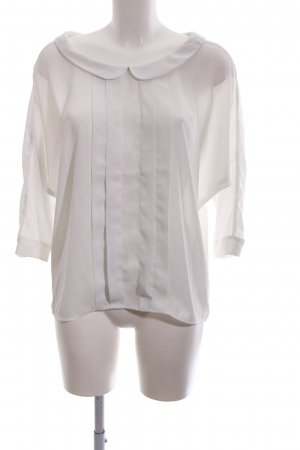 Orsay Transparent Blouse white elegant