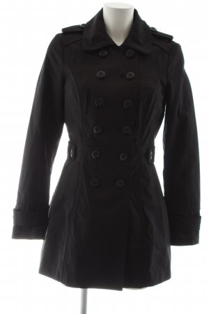 Orsay Trenchcoat schwarz Casual-Look