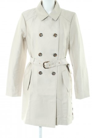 Orsay Trenchcoat wollweiß Business-Look