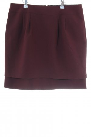 Orsay Tulip Skirt red elegant