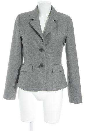 Orsay Tweedblazer hellgrau-grau Business-Look