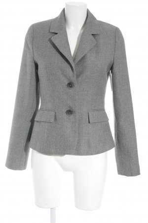 Orsay Tweedblazer hellgrau-grau Business-Look