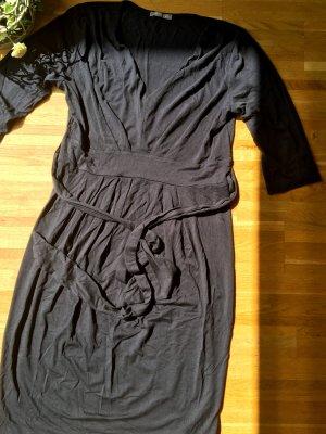 ORSAY Viskose-Kleid, Dunkelblau (40)