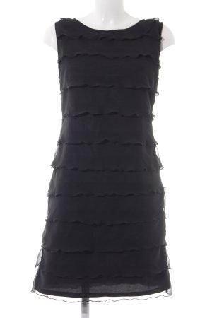 Orsay Volantkleid schwarz Elegant