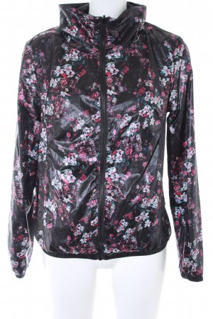 Orsay Reversible Jacket flower pattern street-fashion look