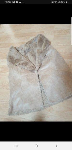 Orsay Pelt Jacket light brown