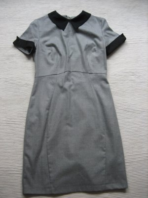 orsaz kleid grau etuikelid neu gr. s 36 bubbikragen