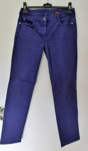 Orwell Jeans blue cotton
