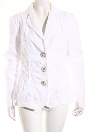 Orwell Blazer blanco look casual