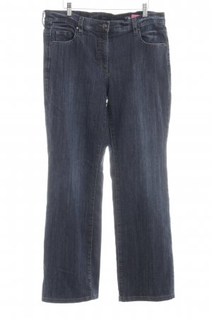Orwell Boot Cut Jeans dunkelblau Casual-Look