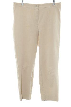 Orwell Pantalon à pinces crème élégant