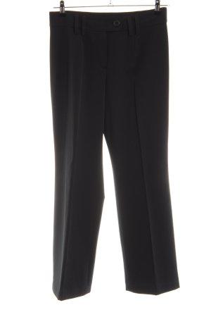 Orwell Pantalón de pinza negro estilo «business»
