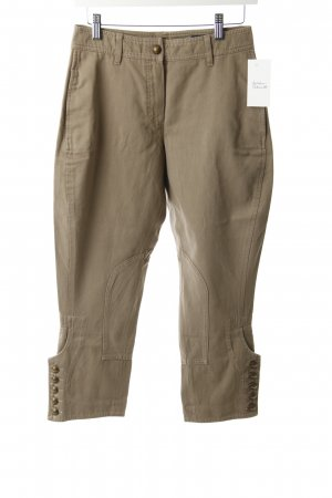 Orwell Caprihose beige Used-Optik
