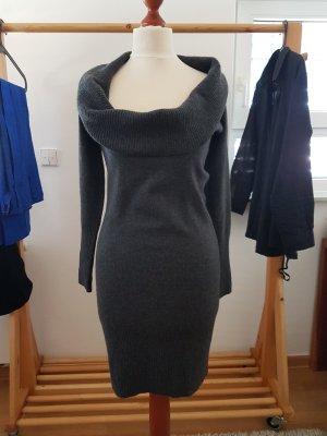 Orwell Vestito di lana grigio scuro