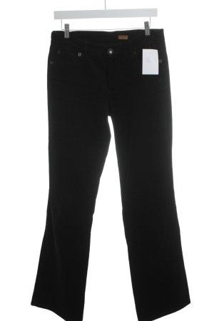 """Orwell Pantalone di velluto a coste """"Allegro"""" nero"""