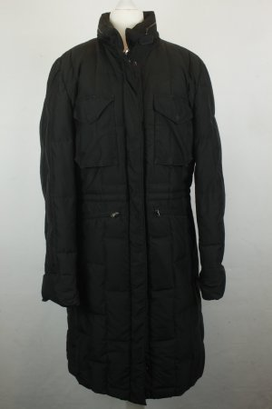 Orwell Down Coat black polyester