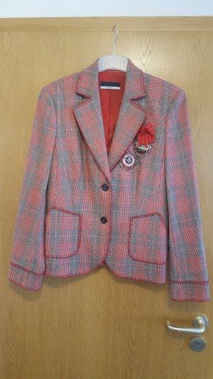Orwell Jacket, Karo mit Patches