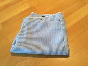 Orwell Pantalone azzurro-bianco