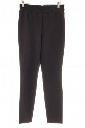 Orwell Jeggings schwarz Zackenmuster Casual-Look