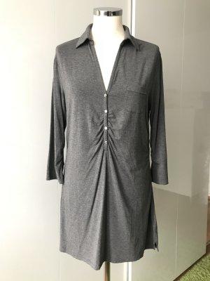 Orwell Camisa larga gris Viscosa