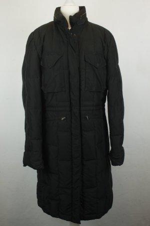 Orwell Mantel Coat Steppmantel Daunenmantel Gr. 40 schwarz
