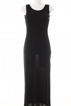 Orwell Maxi Dress black casual look