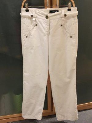 Orwell Cargo Pants white