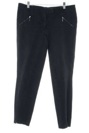 Orwell Riding Trousers dark blue casual look