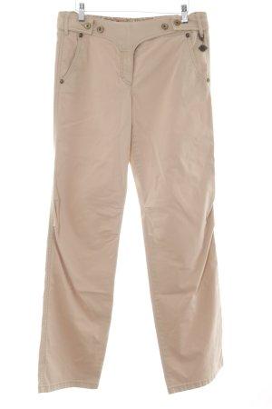 Orwell Pantalon pattes d'éléphant chameau style décontracté