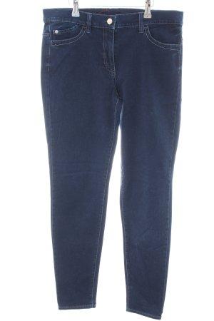 Orwell Jeans slim bleu style décontracté