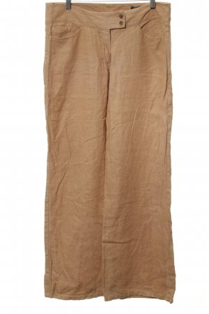 Orwell Stoffhose camel Casual-Look