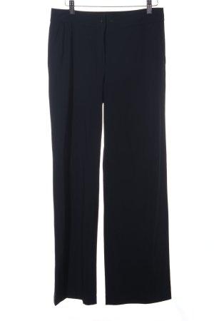 Orwell Stoffhose schwarz Elegant
