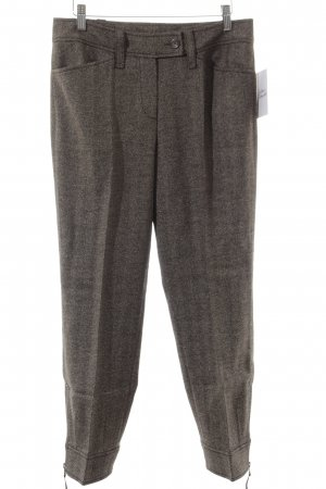 Orwell Stoffhose Zackenmuster Business-Look