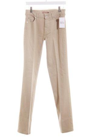 Orwell Straight-Leg Jeans beige Casual-Look