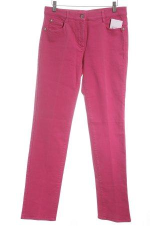 Orwell Straight-Leg Jeans pink extravaganter Stil