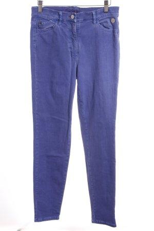 Orwell Stretch Jeans helllila-dunkelrot Jeans-Optik