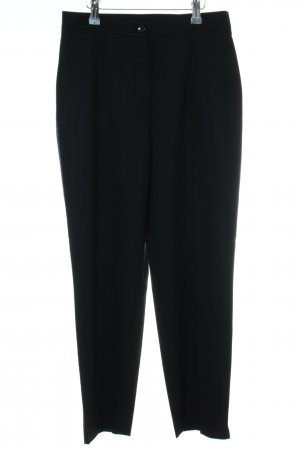 Orwell Stretchhose schwarz Business-Look
