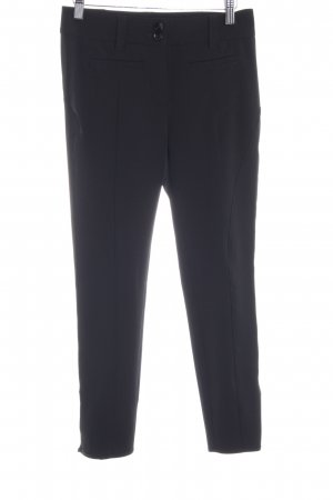 Orwell Stretch Trousers black casual look