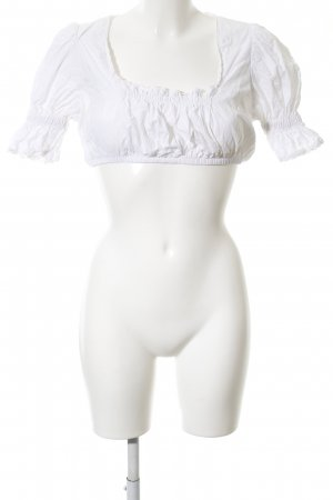 Oscartrachten Traditional Blouse white elegant
