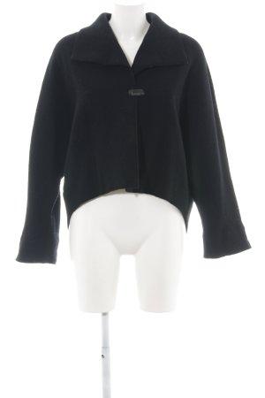 Oska Giacca di lana nero stile professionale