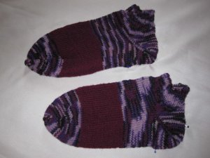 Legwarmers multicolored new wool