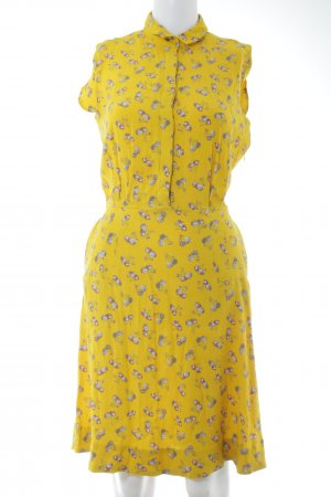 & other stories A-Linien Kleid Blumenmuster Casual-Look