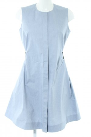 & other stories A-Linien Kleid blau Casual-Look