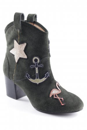 & other stories Heel Boots multicolored casual look
