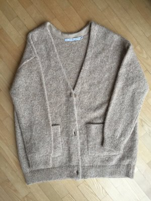 &other stories // Alpaka & Wool Oversized Cardigan Größe M