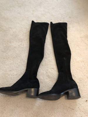 & other stories Overknees black leather